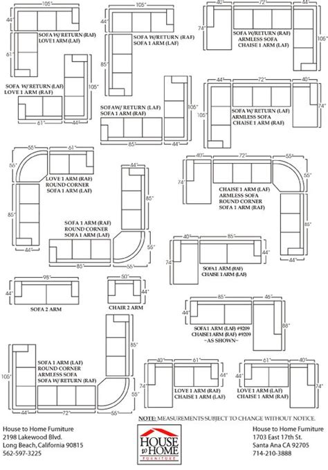 Small Sectional Sofa Dimensions Pinterest The World S Catalog Of Ideas