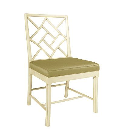 hickory chair chippendale side chair fretwork side chair from the river collection by