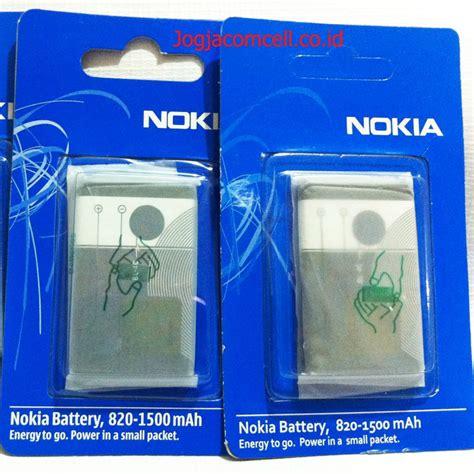 Baterai Nokia Bl 4c 6100 1265 1325 2228 2650 2652 3108 3500c 6066 6088 baterai nokia bl 4c pccm harga murah
