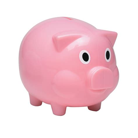 piggy banks 4062 plastic piggy bank
