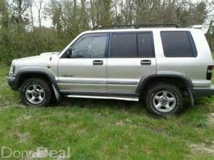 Isuzu For Sale Uk Isuzu Trooper For Sale In Westmeath Donedeal Co Uk
