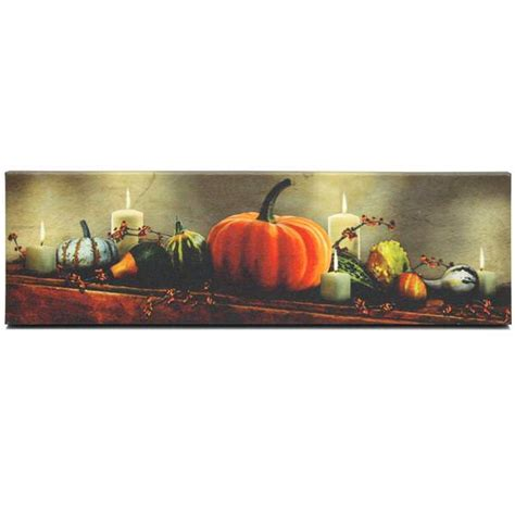 ohio wholesale lighted canvas ohio wholesale 12109 fall season lighted canvas