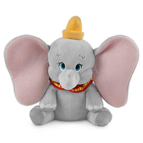 disney authentic patch dumbo big plush stuffed animal