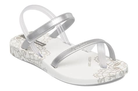 house shoes for babies slippers sandal premium iv baby white silver