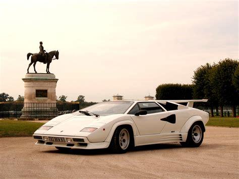 1985 Lamborghini Diablo 1985 Lamborghini Countach