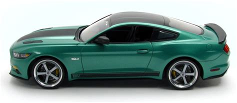 2015 mustang mach 1 concept with silver jade paint mustang performance parts
