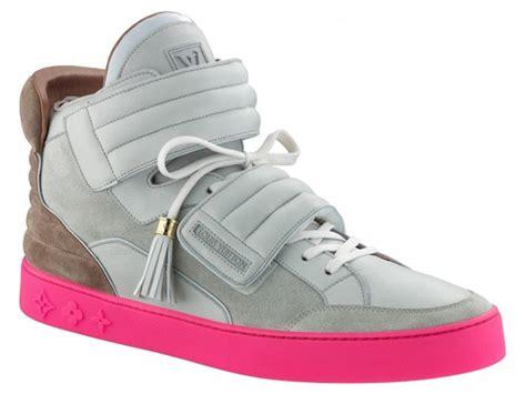 Wes Louisviton kanye west x louis vuitton sneaker upscalehype