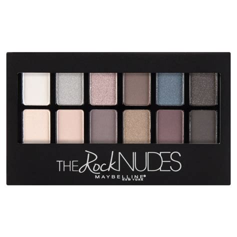 The Shop Rock The Eye Palette maybelline the rock eyeshadow palette u