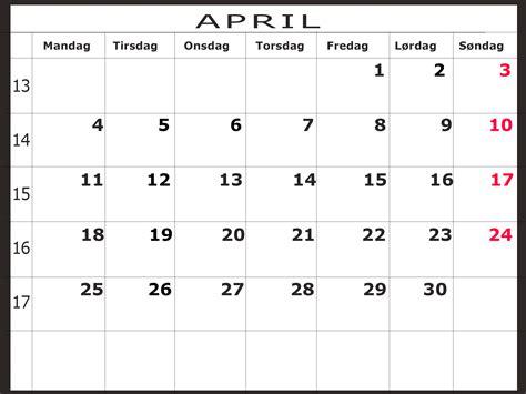 Kalender 2016 Mai April 2016 Scamclip