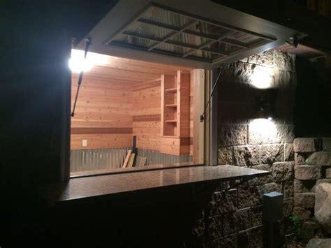 heart house windows granite bar with flip up boat house window boathouse design pinterest