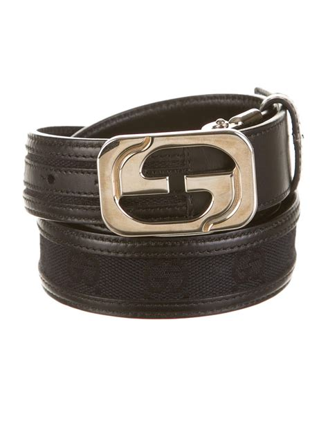 gucci belt accessories guc40946 the realreal