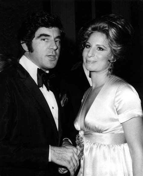 barbra streisand is married to barbara streisand 1970 s married elliot gould and had