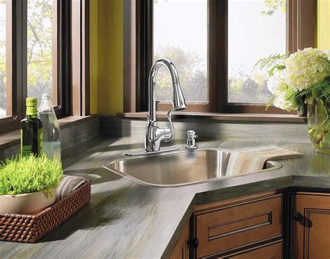 The Sink by The Best Kitchen Sink Material For Your Preference In