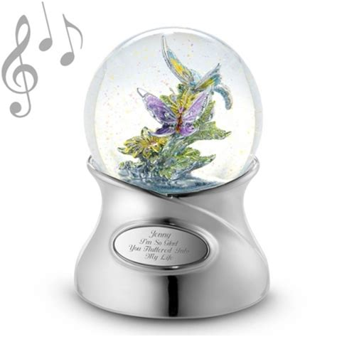 flower floral music boxes musical jewelry boxes