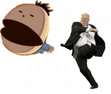 Baby Kicking Meme - the best toronto mayor kicking a football meme 15 pics