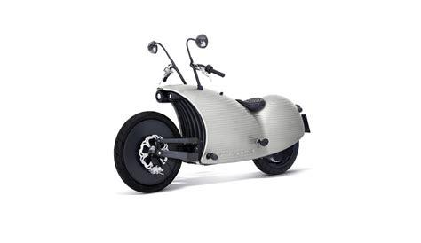 Elektro Motorrad Johammer by Johammer Electric Motorcycle