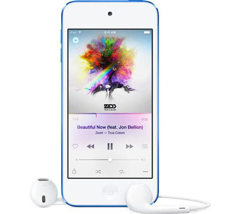 ipod touch 6th generation buy apple ipod touch 32 gb 6th generation blue free