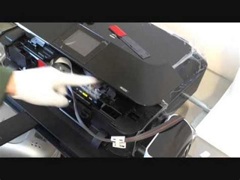 ciss continuous ink system fits canon ix6550 ix6540 youtube instalation ciss colorway for canon mg5550 funnydog tv