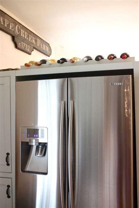 Kulkas Kecil Seperti Di Hotel sepuluh ide mendesain area di atas kulkas lifestyle