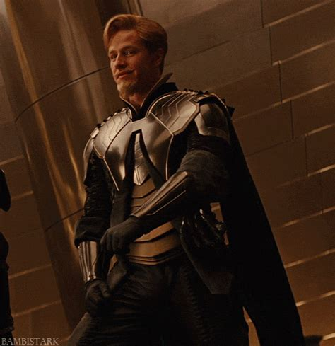 thor movie fandral the scoundrel fandral