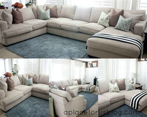 deep comfy couches best 20 brown sectional sofa ideas on pinterest brown
