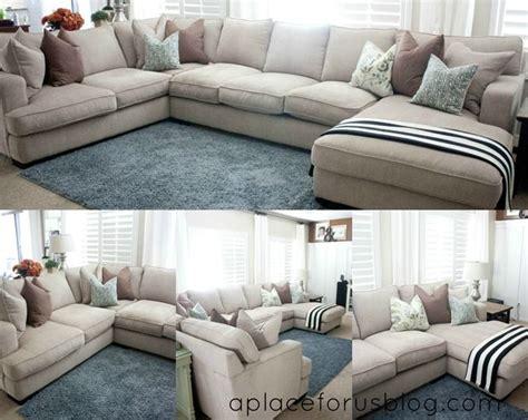 large deep sectional sofas sofa design ideas extra deep seated sectional sofa