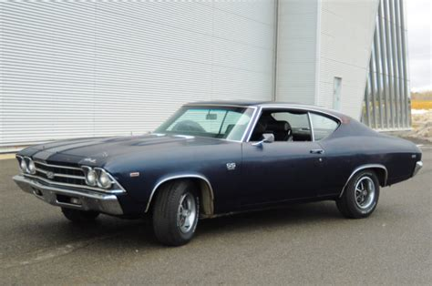 chevrolet chevelle ss   speed  sale  bat