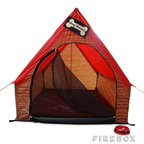 dog house tent the dog house tent firebox