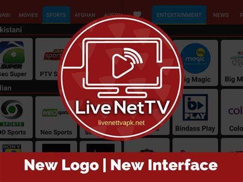 live tv live nettv apk live nettv 4 5 1 app