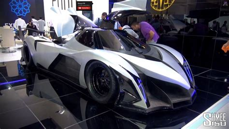 devel sixteen devel sixteen supercar has 5 000 hp v16 but is it real