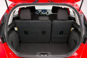 Ford Focus Cargo Space 2014 Ford Hatchback Cargo Capacity Breakdown