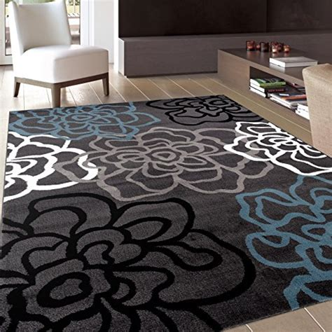 Area Rug On Hardwood Floor Best Gray Area Rugs For 200 The Flooring