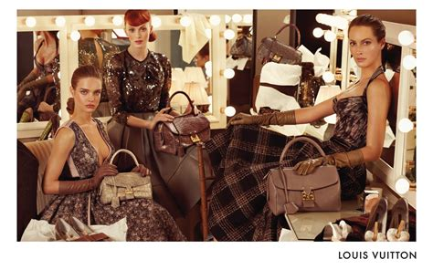 Louis Vuitton Ad by The Sunday Ad Caign Louis Vuitton A W 2010 2011