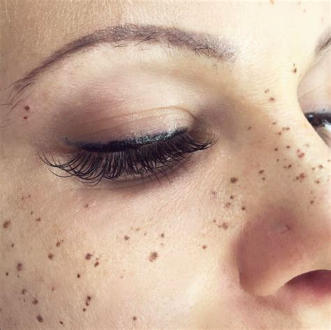 tattoo when you have freckles the weird irony of australia s new freckle tattoo trend