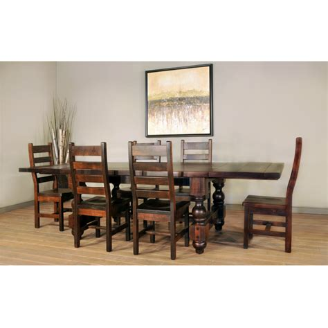 Toledo Room by Toledo Table Home Envy Furnishings Solid Wood Furniture