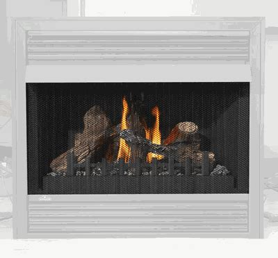 napoleon gas fireplace safety screen for gd36ntr