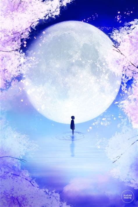 Child And Moon and shops on