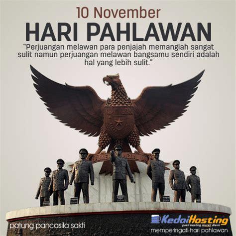 hari pahlawan indonesia