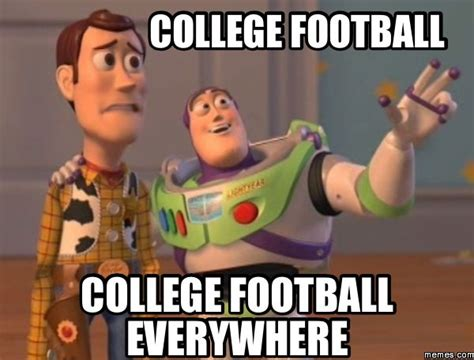 College Football Memes - best 25 college football memes ideas on pinterest