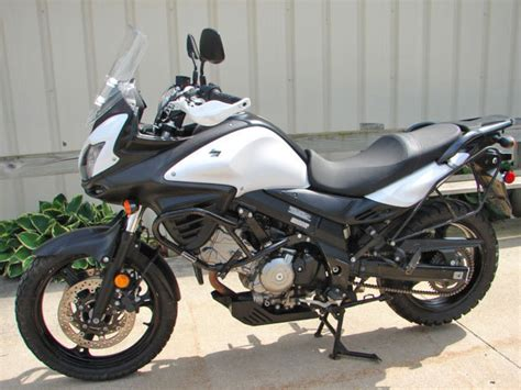 2013 Suzuki Dl650 Contact Seller About This 2013 Suzuki Vstrom 650 Wooster