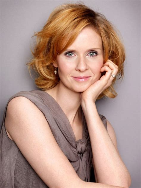 cynthia nixon hairstyles celebrity hairstyles sophisticated allure 33 best famous women faces black white images on
