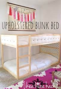 ikea hack bunk bed upholstered bunk bed ikea hack via ashleyrachelle com
