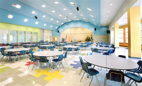 cafeteria layout ideas a great design for an elementary cafeteria with the bright