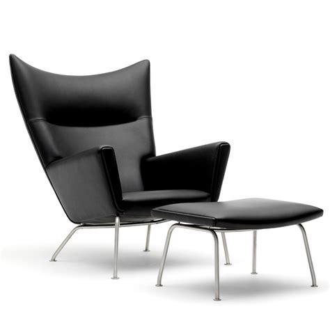 Hans Wegner Wing Chair by Wing Chair By Hans J Wegner Ch445 Carl Hansen S 248 N