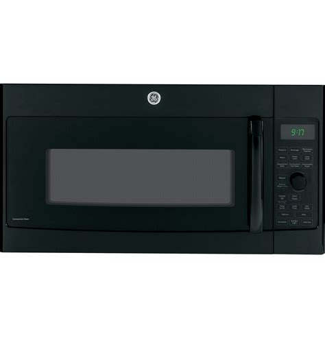ge profile microwave ge profile series 1 7 cu ft convection the range microwave oven pvm9179dfbb ge
