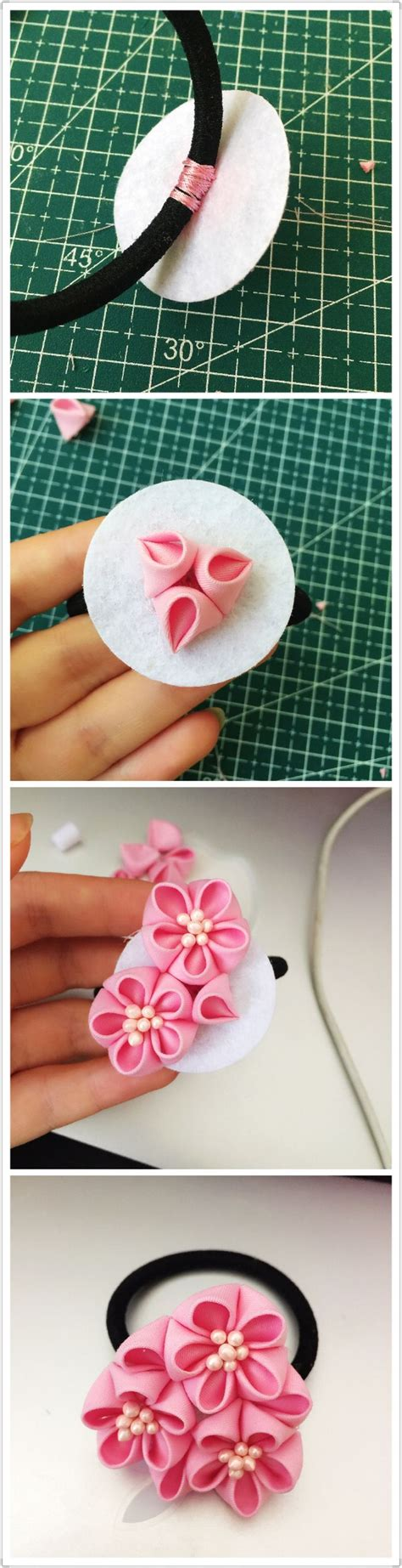 paper ribbon flower tutorial 604 best images about paper ribbon flowers on pinterest