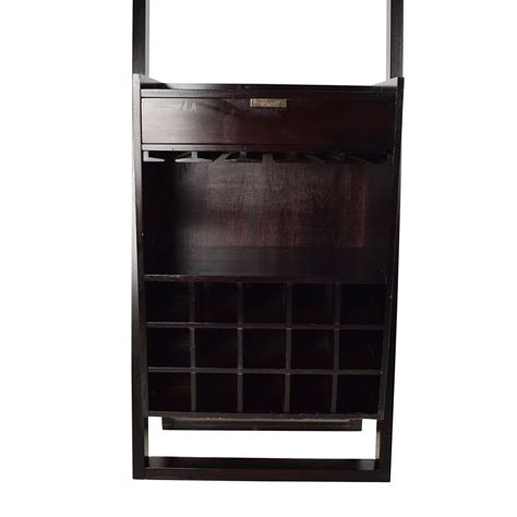 Crate And Barrel Wine Racks by 77 Crate And Barrel Crate Barrel Wine Rack Tables