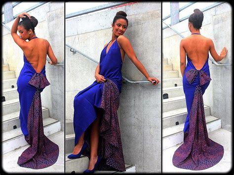 chitenge designs latest kakki chitenge design alert backless chitenge outfits