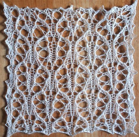 lace knit stitches 25 best ideas about lace knitting patterns on