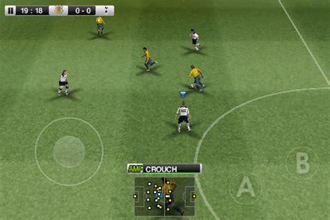 pro evolution soccer 2011 apk 4 android phone pro evolution soccer 2011